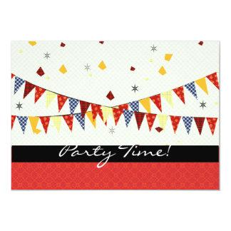 Party-Zeit! Karte