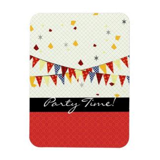 Party-Zeit! Magnet