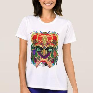 Partykombinierter Bacchus-Maskerade-Drache-König T-Shirt