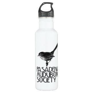PAS Logo-Edelstahl-Wasser-Flasche Trinkflasche