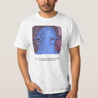Pascagoula alien-Shirt - 2 mit Seiten versehen T-Shirt