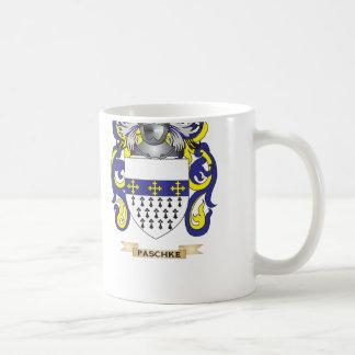 Paschke Wappen (Familienwappen) Teetassen