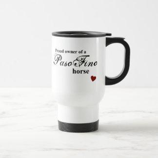 Paso Fino Pferd Reisebecher