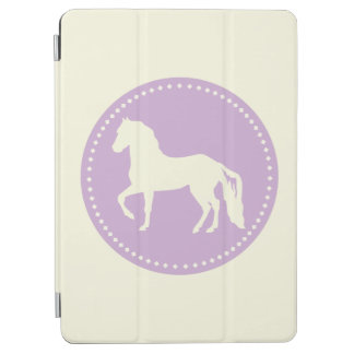 Paso Fino PferdeSilhouette iPad Air Hülle