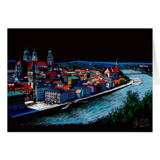 Passau Karte