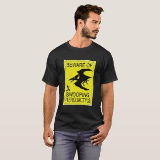 Passen Sie auf! Augen oben! T-Shirt