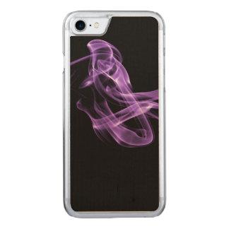 Passen Sie den lila Fluss- auf Carved iPhone 8/7 Hülle
