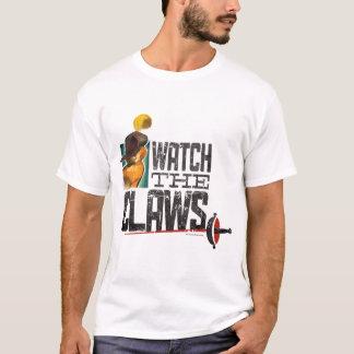 Passen Sie die Greifer auf T-Shirt