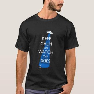 Passen Sie die Himmel auf T-Shirt