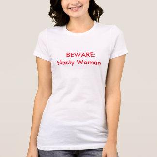 Passen Sie ekligen Frauen-T - Shirt auf