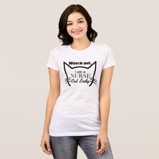 Passen Sie heraus, ich sind eine T-Shirt