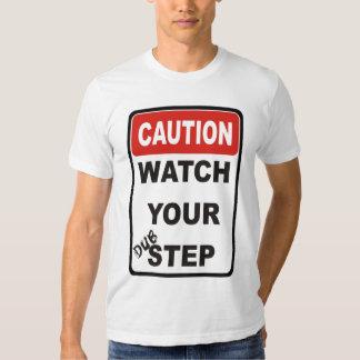 Passen Sie Ihr Dubstep auf T-Shirts