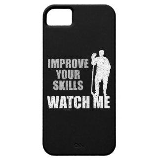Passen Sie mich auf (Hockey) iPhone 5 Hüllen