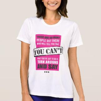 Passen Sie mich auf! T-Shirt