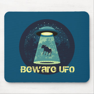Passen Sie UFO auf Mousepads