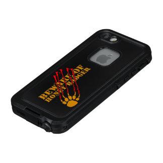 Passen Sie vom Honigdachs auf LifeProof FRÄ' iPhone SE/5/5s Hülle