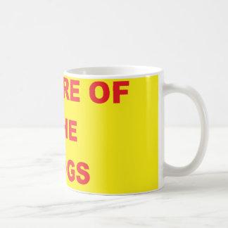 """""""Passen Sie von den Hund"""" Kaffee-Tasse auf Kaffeetasse"""