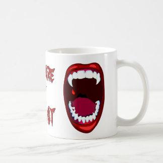 Passen Sie von den Kaffeetasse