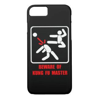 Passen Sie von Kung Fu Meister auf iPhone 8/7 Hülle