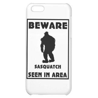 Passen Sie von Sasquatch Plakat auf