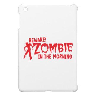 PASSEN Sie Zombie morgens auf! iPad Mini Hülle