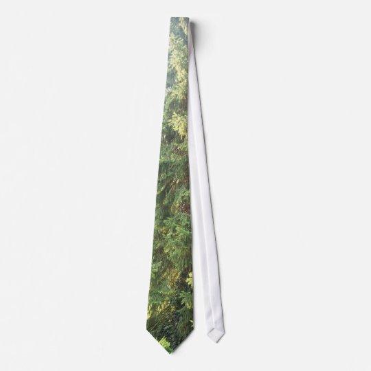 Passend zum Hemd die Herbstkrawatte Personalisierte Krawatten