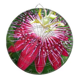 Passionflower Dartscheibe