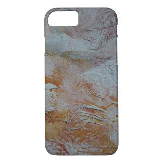 pastel orange iPhone 8/7 hülle