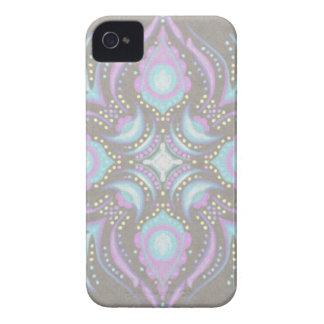 Pastell auf konkreter Straßen-Mandala Case-Mate iPhone 4 Hülle