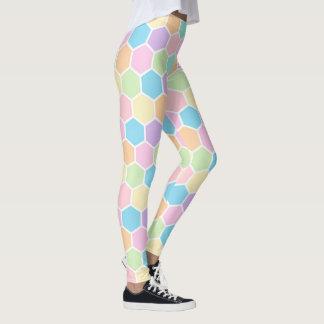 Pastell-GAMASCHEN Leggings