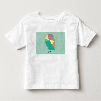 Pastell geometric kids tshirt