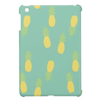 Pastellananas-Muster iPad Mini Hülle
