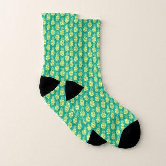 Pastellananas Socken
