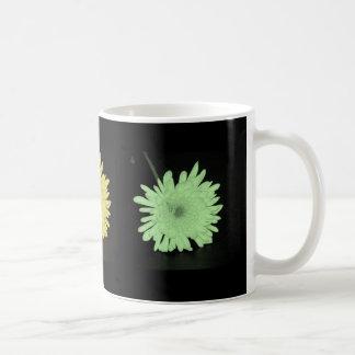 PastellColoful Chrysanthemen Kaffeetasse