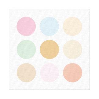 pastellfarben leinwandbilder designs. Black Bedroom Furniture Sets. Home Design Ideas