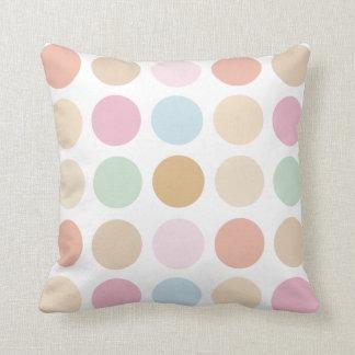 pastell farben kissen zazzle. Black Bedroom Furniture Sets. Home Design Ideas