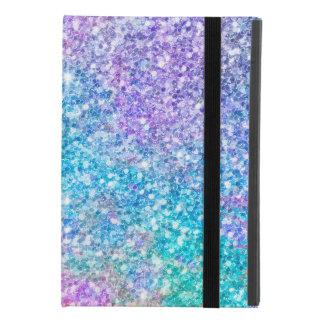PastellfarbImitat-Glitzer u. Glitzern iPad Mini 4 Hülle