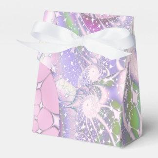 PastellFraktal Geschenkkartons