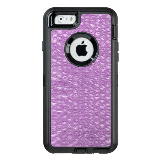 Pastelllavendel-Trauben-Pop-Blasen-Verpackung lila OtterBox iPhone 6/6s Hülle