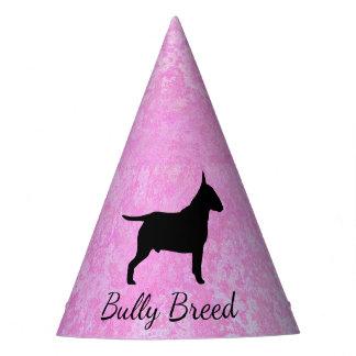 Pastellrosa-Tyrann-Zucht-HundeParty-Hut Partyhütchen