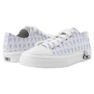 Pastellskorpions-niedrige Spitzenschuhe Niedrig-geschnittene Sneaker