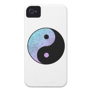 Pastellsteigung Yin Yang iPhone 4 Cover