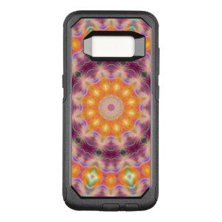 Pastellstern-Mandala OtterBox Commuter Samsung Galaxy S8 Hülle