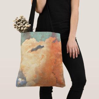 Pastellsturm-Wolken-Leichensack Tasche