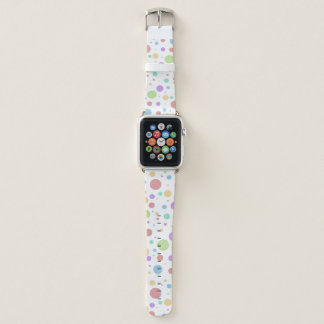 PastellTupfen Apple Watch Armband