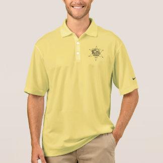 Pat Russo für Nike-Polo der Sheriff-Männer Polo Shirt