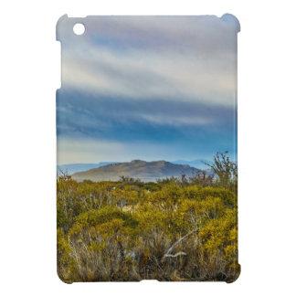 Patagonian Landschaftsszene, Santa Cruz, iPad Mini Hülle