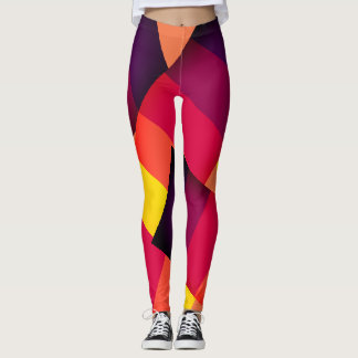 #patched Paare Leggings