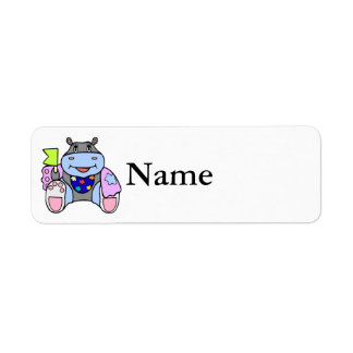 Patchwork-Flusspferd