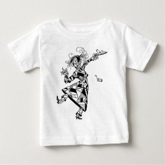 Patchwork-Mädchen von Unze Baby T-shirt